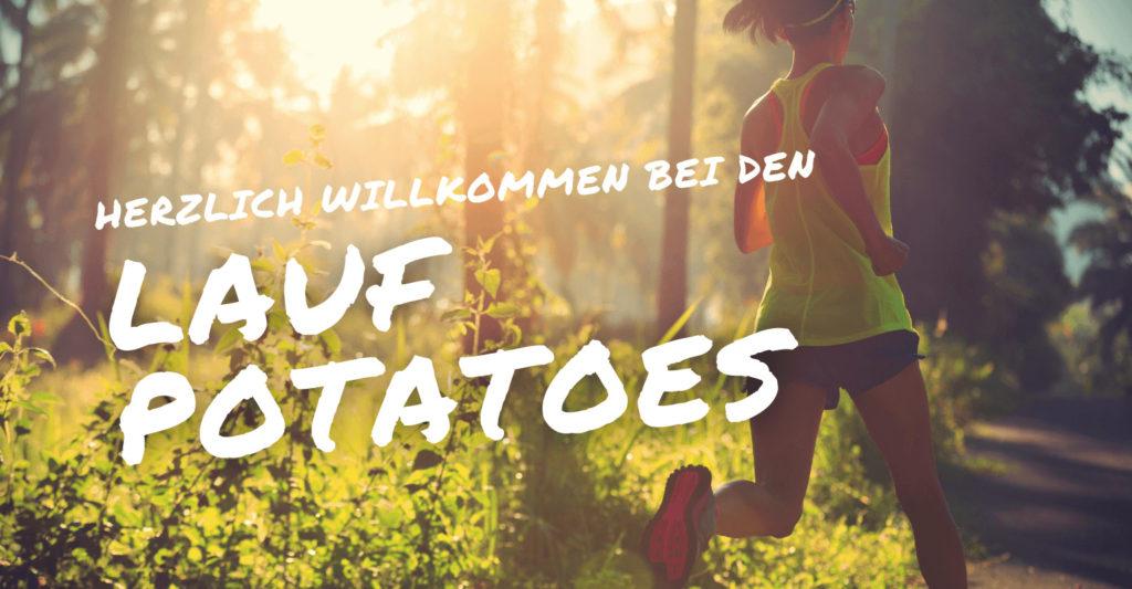 Laufpotatoes - Laufen für Anfänger