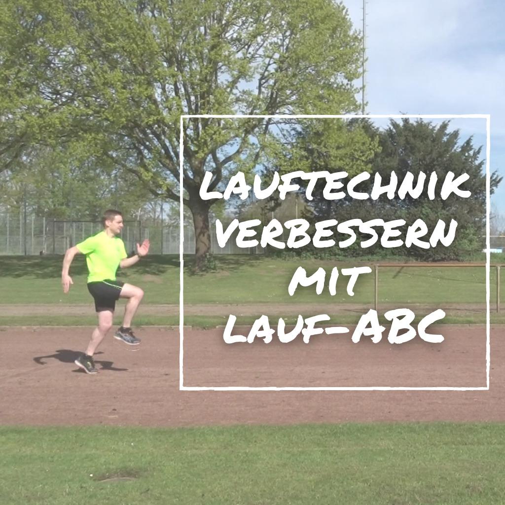 Read more about the article Lauf-ABC – mit 12 einfachen Übungen effizient deine Lauftechnik verbessern