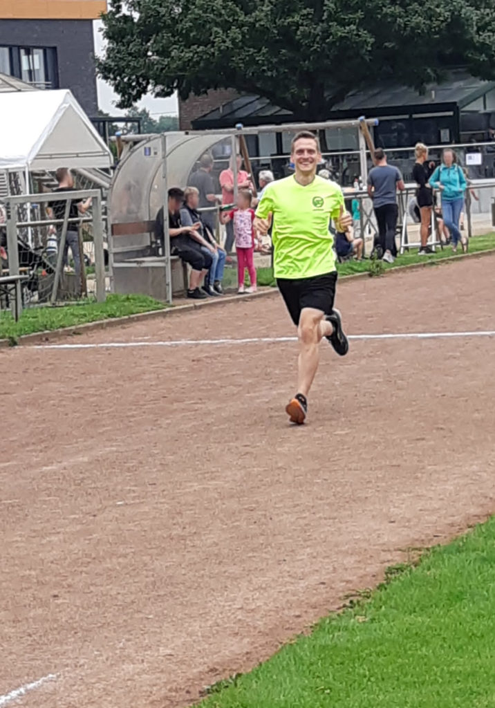 3000-Meter-Lauf
