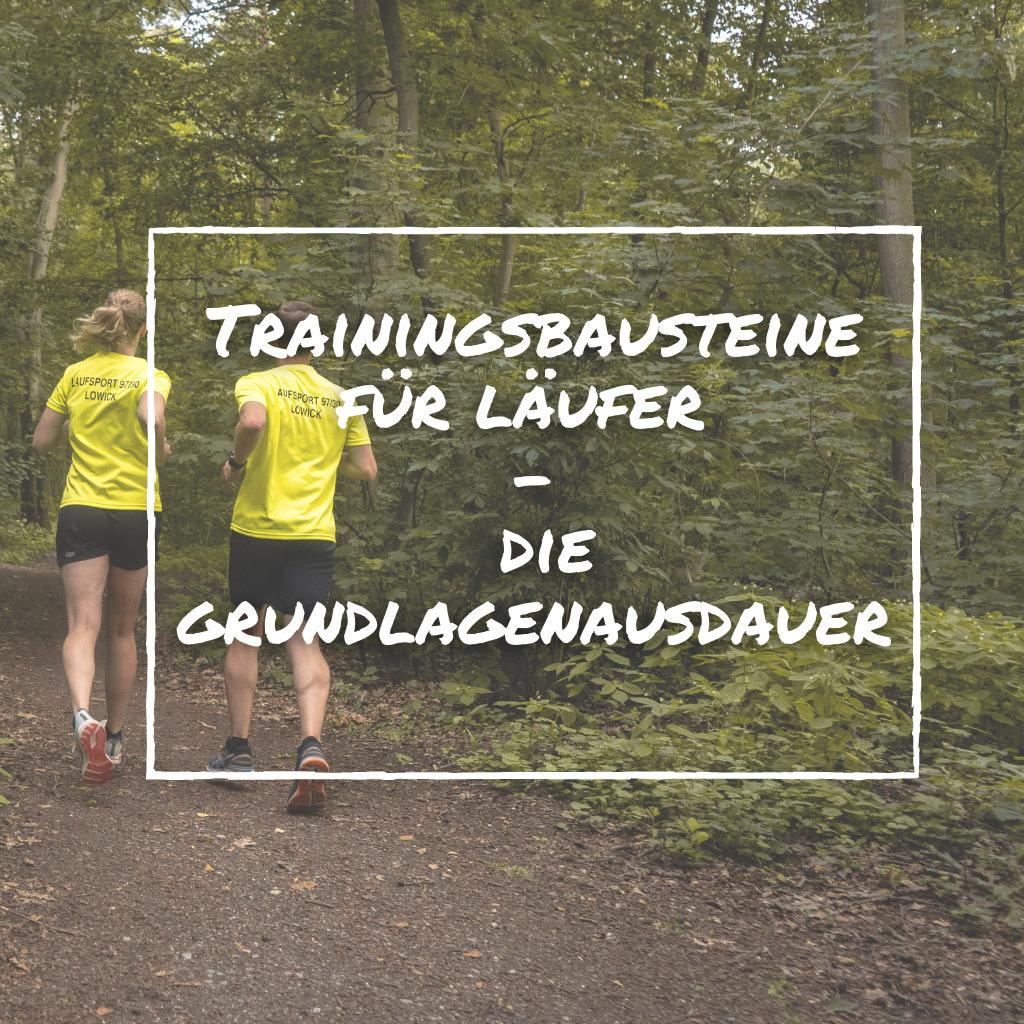 Read more about the article Grundlagenausdauer – wie du effizient deine Kondition verbesserst!