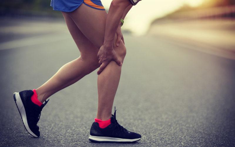 Knieschmerzen beim Laufen