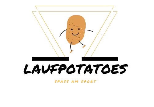 Laufpotatoes Logo quadratisch